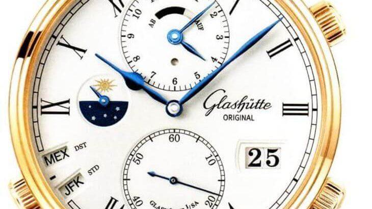 グラス ヒュッテ オリジナル セネタ の評価と時計の価格は?