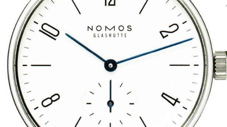 ノモス タンジェントの評判は上々?腕時計ブランド「ノモス グラスヒュッテ」