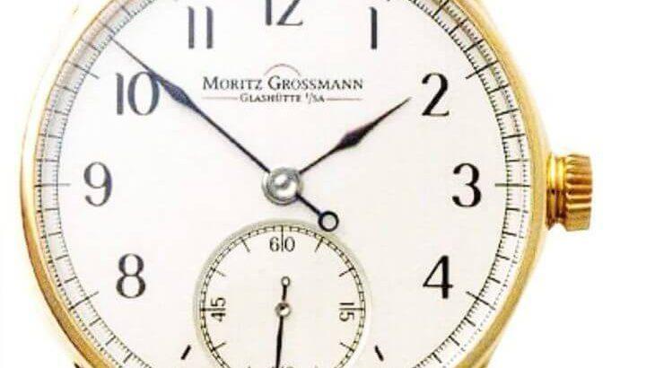 モリッツ グロスマン ベヌーの魅力!手作業にこだわるマニア時計!